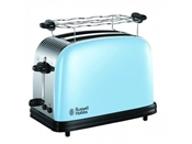 RUSSELL HOBBS TOSTER COLOURS PLUS HEAVENLY BLUE